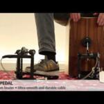 Video thumbnail 0 - Meinl Cajon Pedal