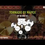 """Video thumbnail 0 - Mapex Tornado III Fusion 20"""" Drum Kit"""