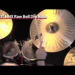 Video thumbnail 1 - Sabian HHX Ride Cymbals