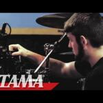 Video thumbnail 0 - Tama HTW109W Double Tom Stand