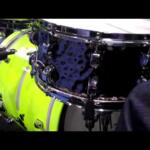 Video thumbnail 0 - Liberty Metal Series 14x6.5 Snare, Hammered Black Nickel Over Brass