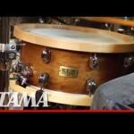 """Video thumbnail 0 - Tama S.L.P. 14""""x 6.5"""" Studio Maple Snare Drum (LMP1465F-SEN)"""